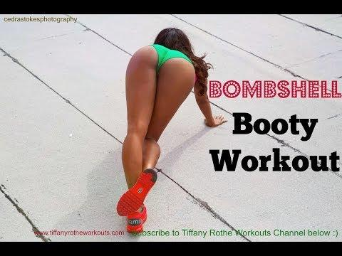Bombshell Butt Lifting Workout by Tiffany Rothe!