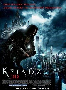 Ksiądz / Priest (2011) Film zrealizowany w technice 3D na podstawie znanego i bardzo popularnego komiksu autorstwa Min-Woo Hyunga. Paul Bettany wcieli się w postać księdza Ivana...
