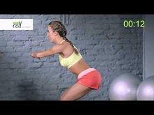 Trening z Ewą Chodakowską- Runda I