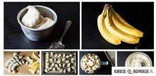 Propozycja na nadchodzące upały. Lody z bananów   Składniki: - 4 banany, - 1 ...