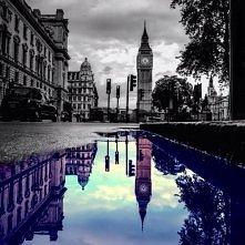Big Ben. London. Love