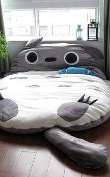 Słodkie łóżko :*