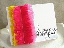 Kartka urodzinowa (#^.^#)