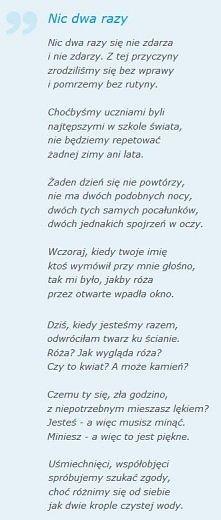 Wiersze Inspiracje Tablica Gosiapl Na Zszywkapl