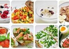 przepisy na zdrowie śniadanie