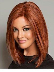 Ładny kolor i fryzurka