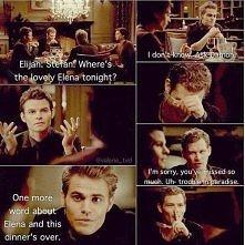 Klaus ma dobrą beke :D