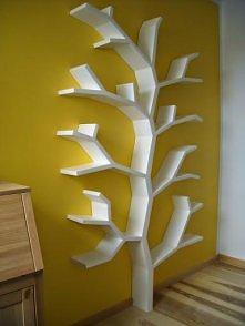 Półka drzewo 210x130.Zapraszam do obejrzenia innych moich realizacji zamieszczonych na moim profilu na zszywka.pl