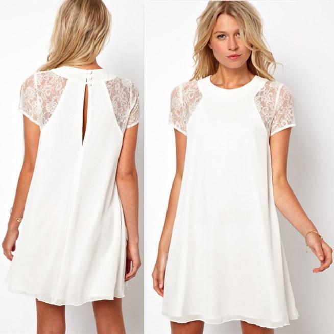 Sukienka Rozmiary S Xxl Kolory Biały Czerwony Czarny Niebi Na