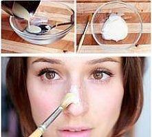 Maseczka na zaskórniki  To prosta do wykonania maseczka, z której pomocą oczy...