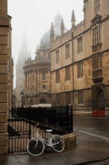 Oksford, Anglia