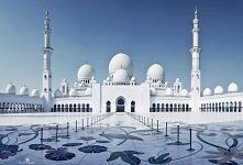 *** Sheikh Zayed Grand Mosque, Abu Dhabi ***