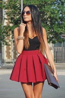 Cuuudo! *.* Piękna spódniczka!