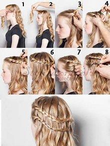 Pomysł na fajną fryzurę!