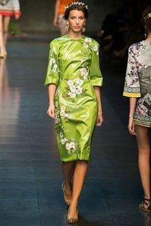 Dolce & Gabbana - Spring 2014