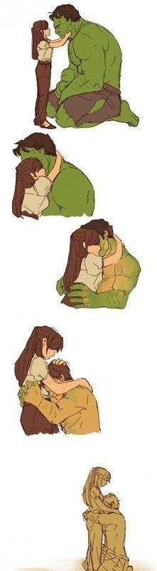 Hulk i Betty