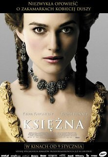 Księżna   XVIII-wieczna Ang...