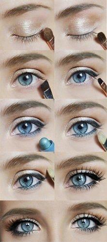 Kocham ten makijaż, idealny :)