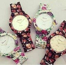Śliczne zegarki . ♥