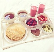 idealne śniadanko