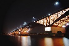 most nocą <3