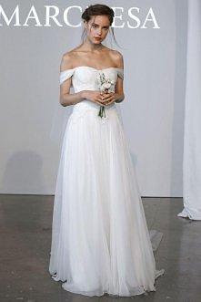 Suknie ślubne 2015: Marchesa wiosna 2015