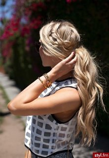 kolejna fryzurka