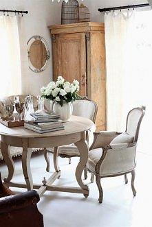 Francuskie wnętrze w stylu ...