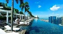 Marina Bay Sens  Najlepszy hotel w Singapurze