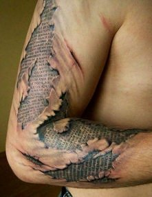 Tatuaż 3D *.*