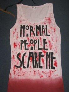 koszulka DIY  Sama robiłam ...