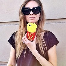 Mcdonald's Chips Phone Shell Case for iphone5/5S/4/4S/5C