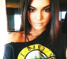 Śliczna młodsza siostra Kim Kardashian - Kendall Jenner :)