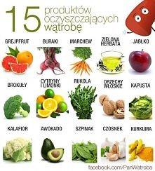 15 produktów oczyszczających