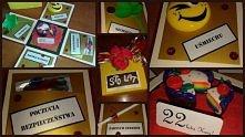 Exploding box na urodziny dla koleżanki:)
