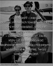 Jace i Alec ;D