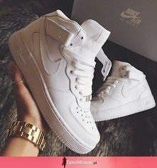 air force ( białe ) czy wam też się podobają ?