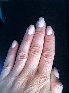 moje nowe naturalne paznokc...