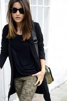 Cute medium length hair
