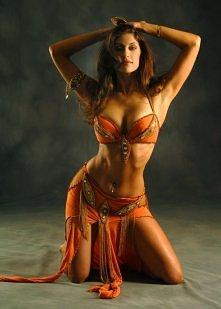 Taniec brzucha :)