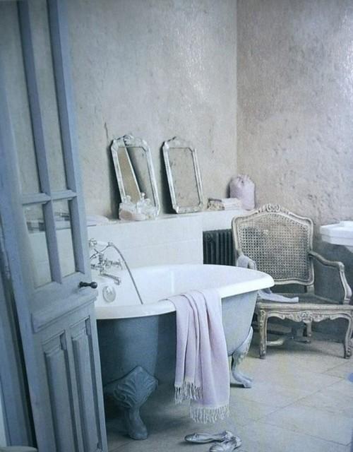 łazienka W Stylu Francuskim Na łazienka Zszywkapl