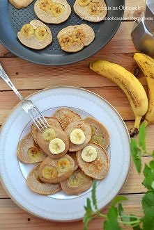 Placuszki z bananem