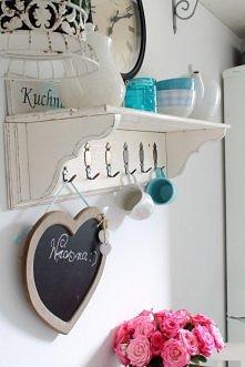 półka rustykalna