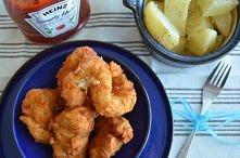 Ingredients:  3 lbs / 1.4 kg turkey tenderloin, cut into 2.5-3 cm strips  1/2 teaspoon salt  1 teaspoon sweet paprika  1/2 teaspoon chili powder  1/2 teaspoon black pepper  1. I...