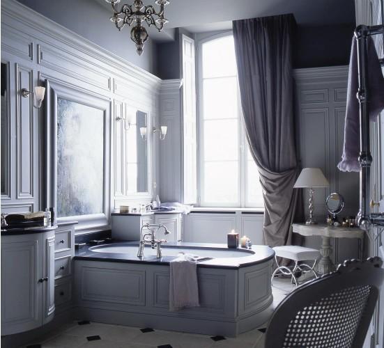 łazienka We Francuskim Stylu Na łazienka Zszywkapl