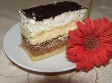 Ciasto z kokosem i orzecham...