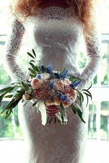 Co myślicie o takiej suknie ślubnej?