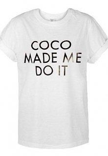 T-shirt z napisem #soyelle