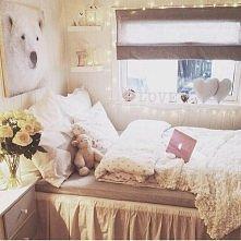 Kolejna wspaniała sypialnia.