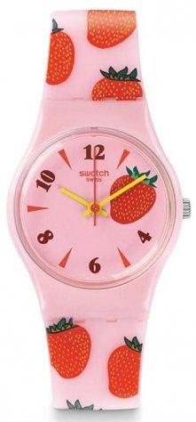 Zegarek w truskawki? Apetyczny!